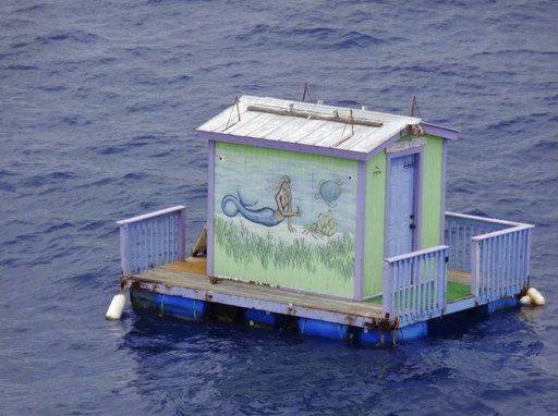 Mermaid House Adrift_426044