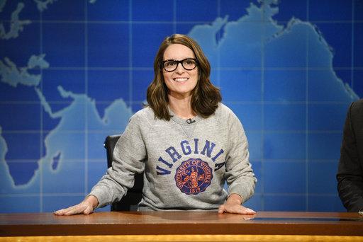 TV Saturday Night Live Tina Fey_433789