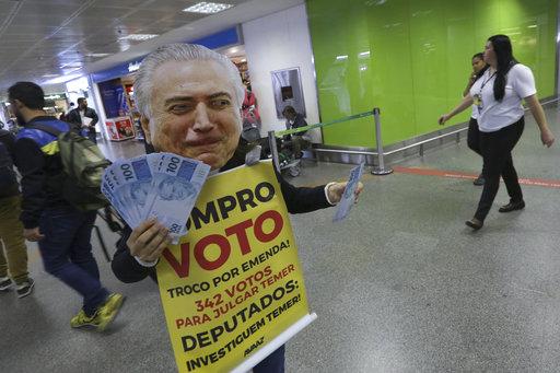 APTOPIX Brazil Political Crisis_425163