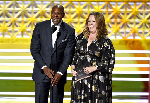 Dave Chappelle, Melissa McCarthy_448125