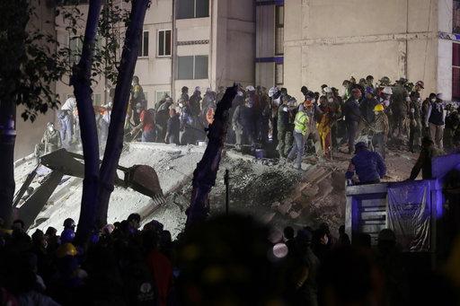 Mexico Earthquake_448948
