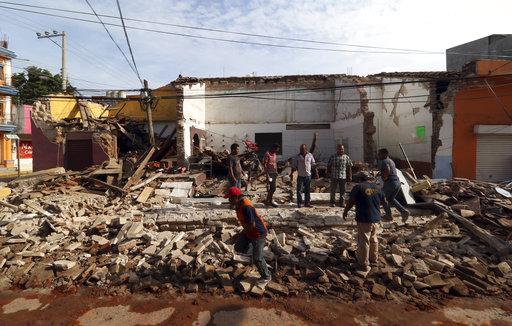 Mexico Earthquake_443525