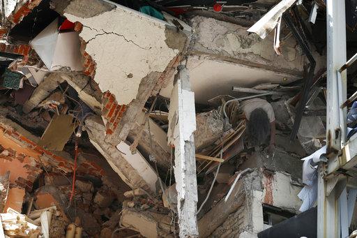 APTOPIX Mexico Earthquake_448939