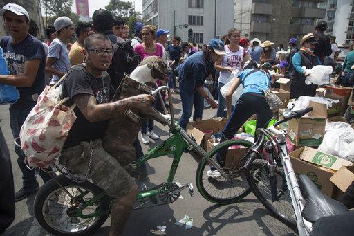 Mexico Earthquake_449912
