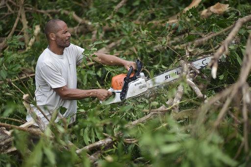 APTOPIX Puerto Rico Hurricane Maria_450096