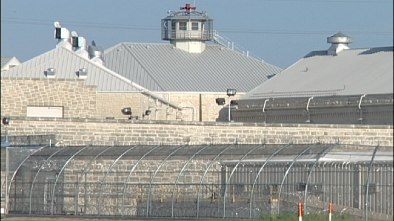 Disturbance reported at Hutchinson Correctional Facility's Central Unit
