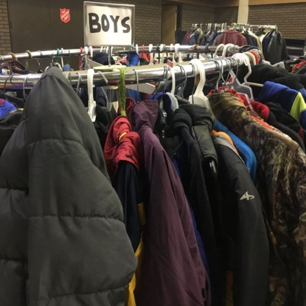 salvation army coats_473319