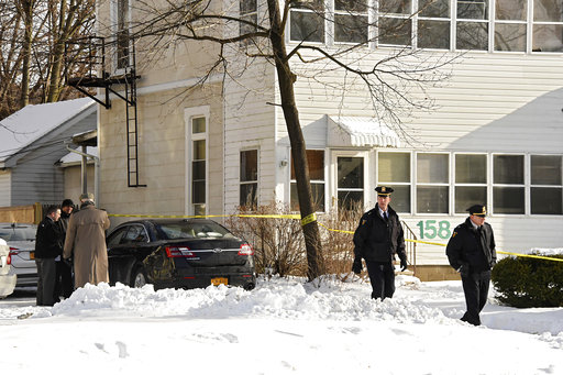 Four Dead in Home_497197