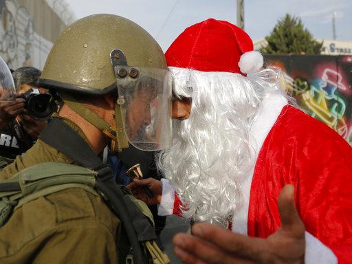 Israel Palestinians_495292
