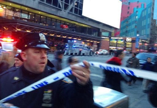 Manhattan Explosion Report_489596