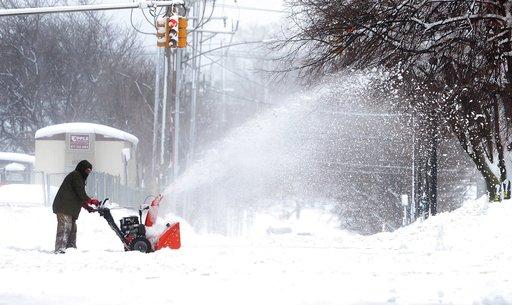 Severe Weather Pennsylvania_496419