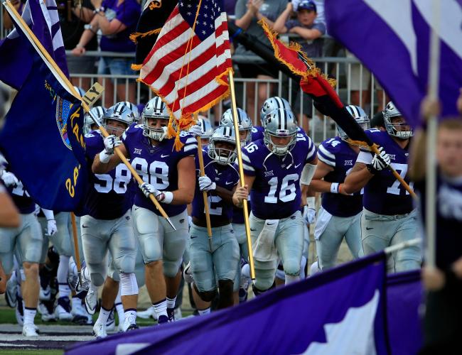 Cent Arkansas Kansas St Football_441376