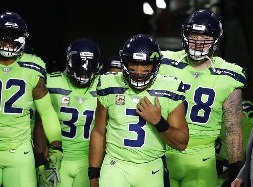 Seahawks Concussion Violation Football_494385