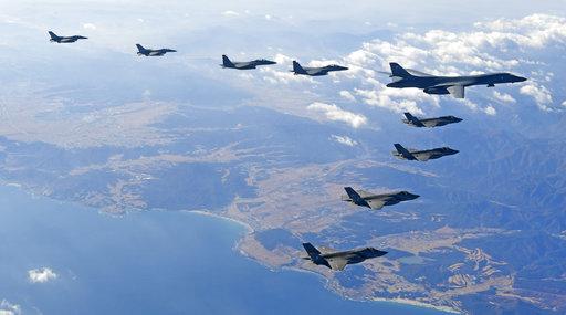 South Korea Koreas Tensions_487942