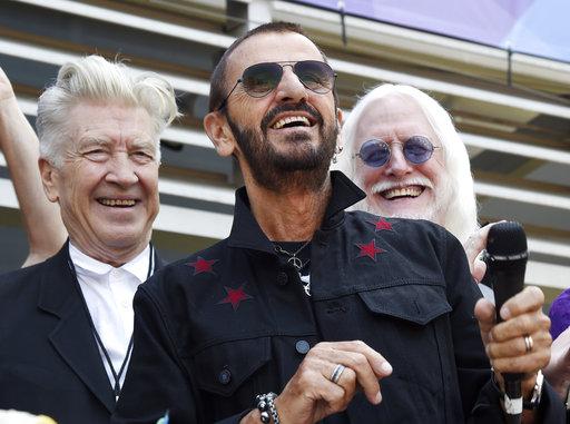 Ringo Starr, David Lynch, Edgar Winter_497068