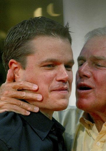 Obit Matt Damons Father_495150