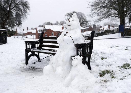 Britain Snow_489556