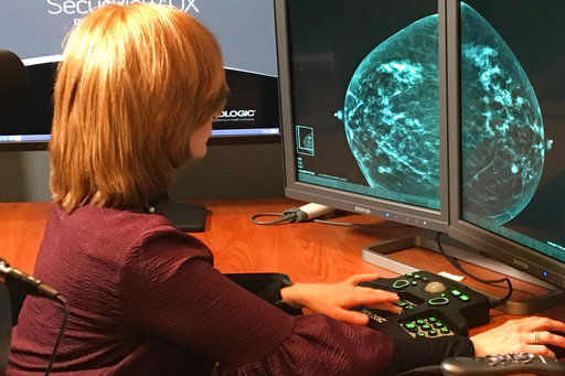 Science Says Mammograms_488092