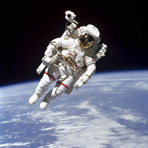 Obit Space Bruce McCandless_494953