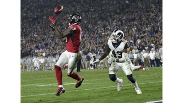 Falcons Rams Football_501144