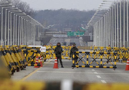 South Korea Koreas Tensions_499291
