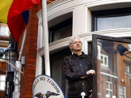 Britain Assange_502744