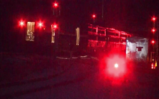 US Amtrak Train Derailment_499066