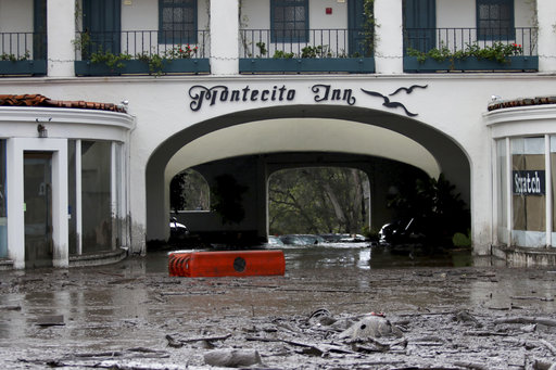 California Storms Montecito_502730