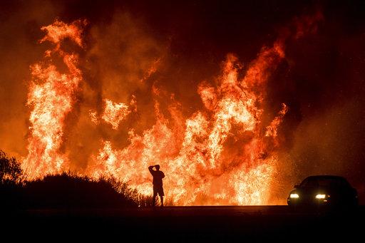 California Wildfire The Latest_498335