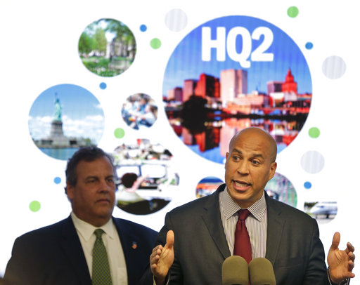 Cory Booker, Chris Christie_502701