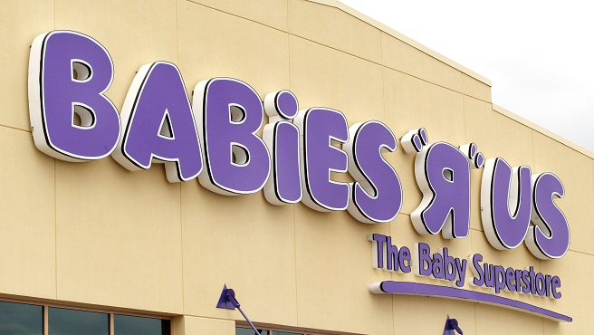 Toys 'R' Us May Sell Global Toy Business_509338