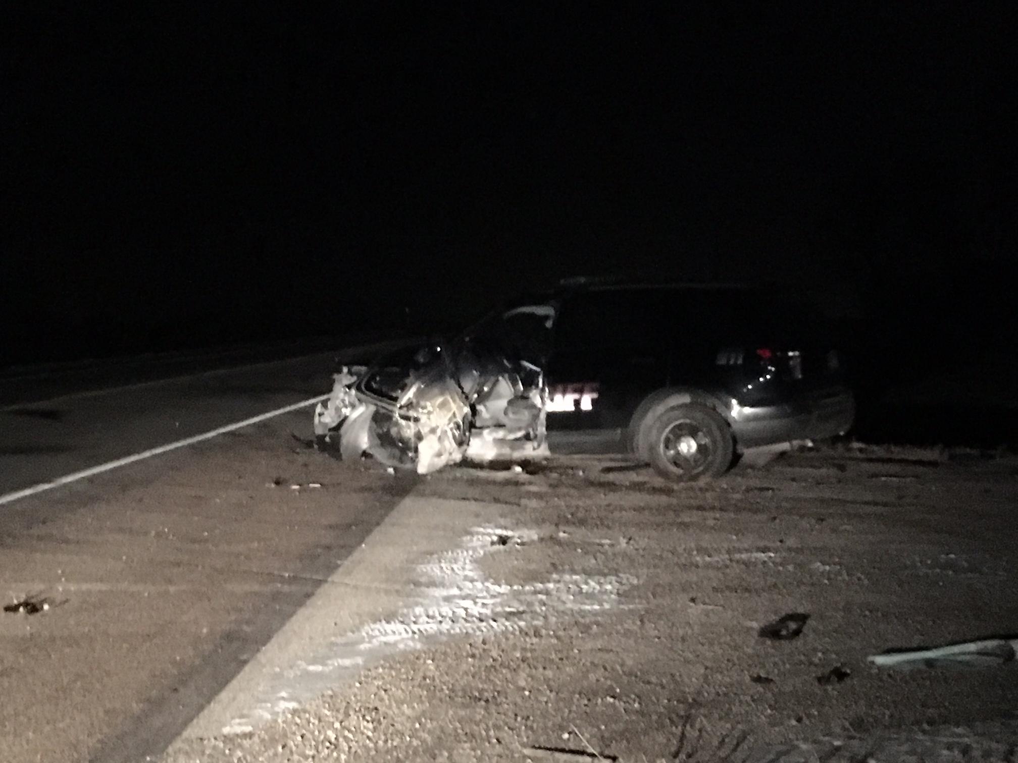 Sumner County sheriff deputy critically injured in crash