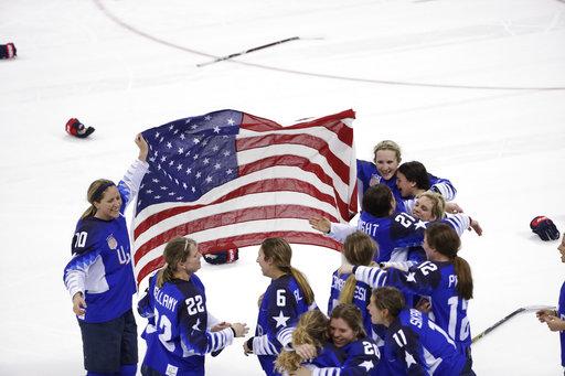 Pyeongchang Olympics Ice Hockey Women_525452