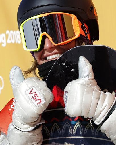 Pyeongchang Olympics Snowboard Women_519016