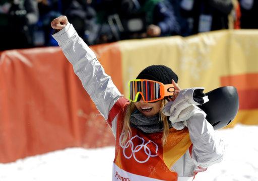 Pyeongchang Olympics Snowboard Women_519865