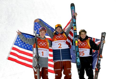 Pyeongchang Olympics Freestyle Skiing Men_525428