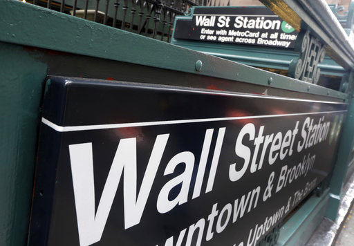 Financial Markets Wall Street_519244