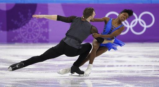 Pyeongchang Olympics Figure Skating Pairs_519804
