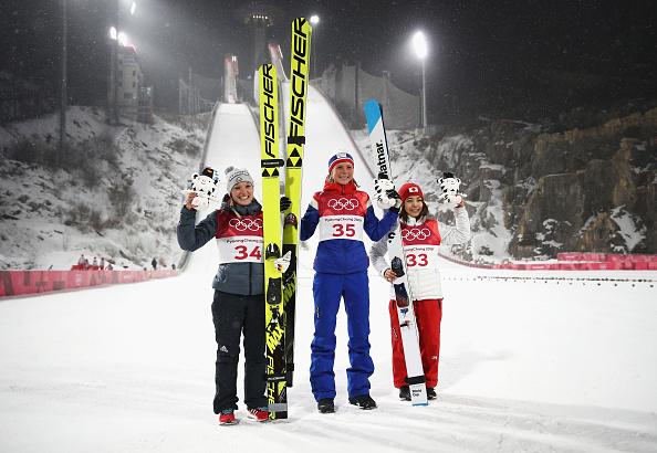 Ski Jumping – Winter Olympics Day 3_519680