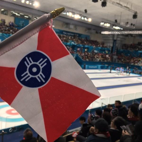 curling ict flag_526986