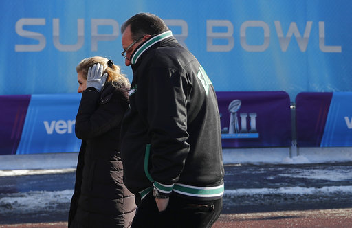 Super Bowl-Minnesota Return Football_515504