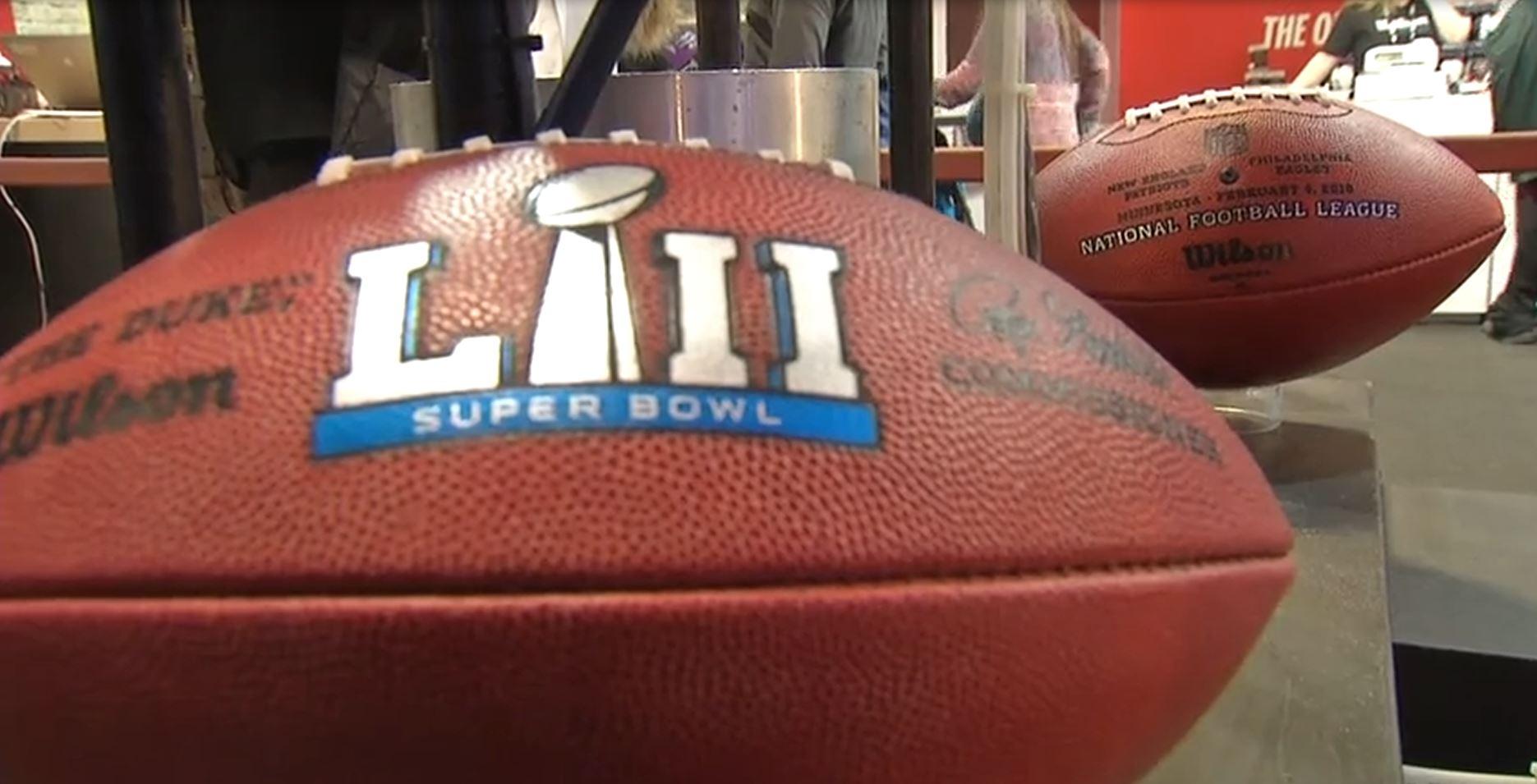 Super Bowl LII Generic Football_514177