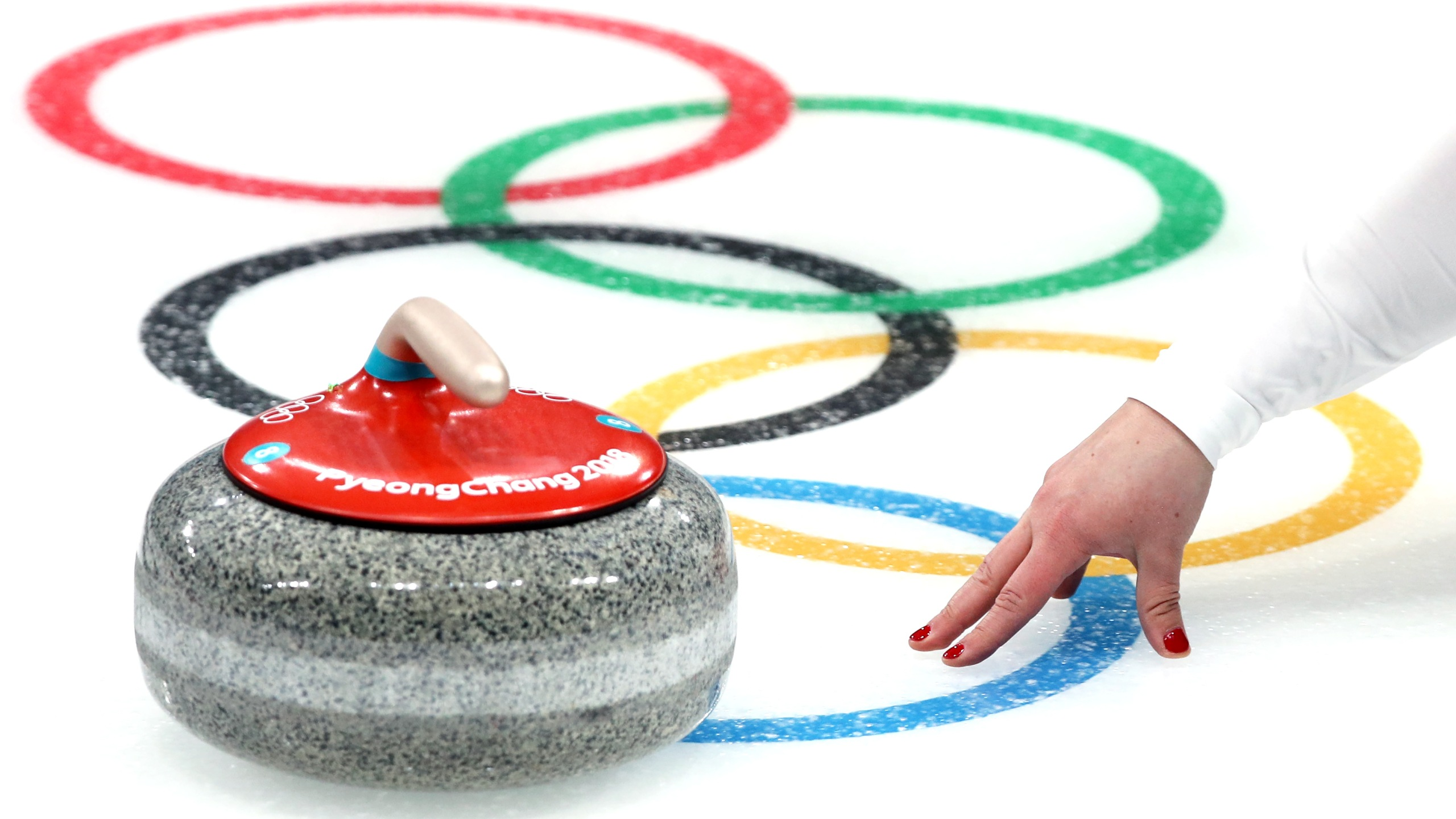 Curling – Winter Olympics Day – 1_517922