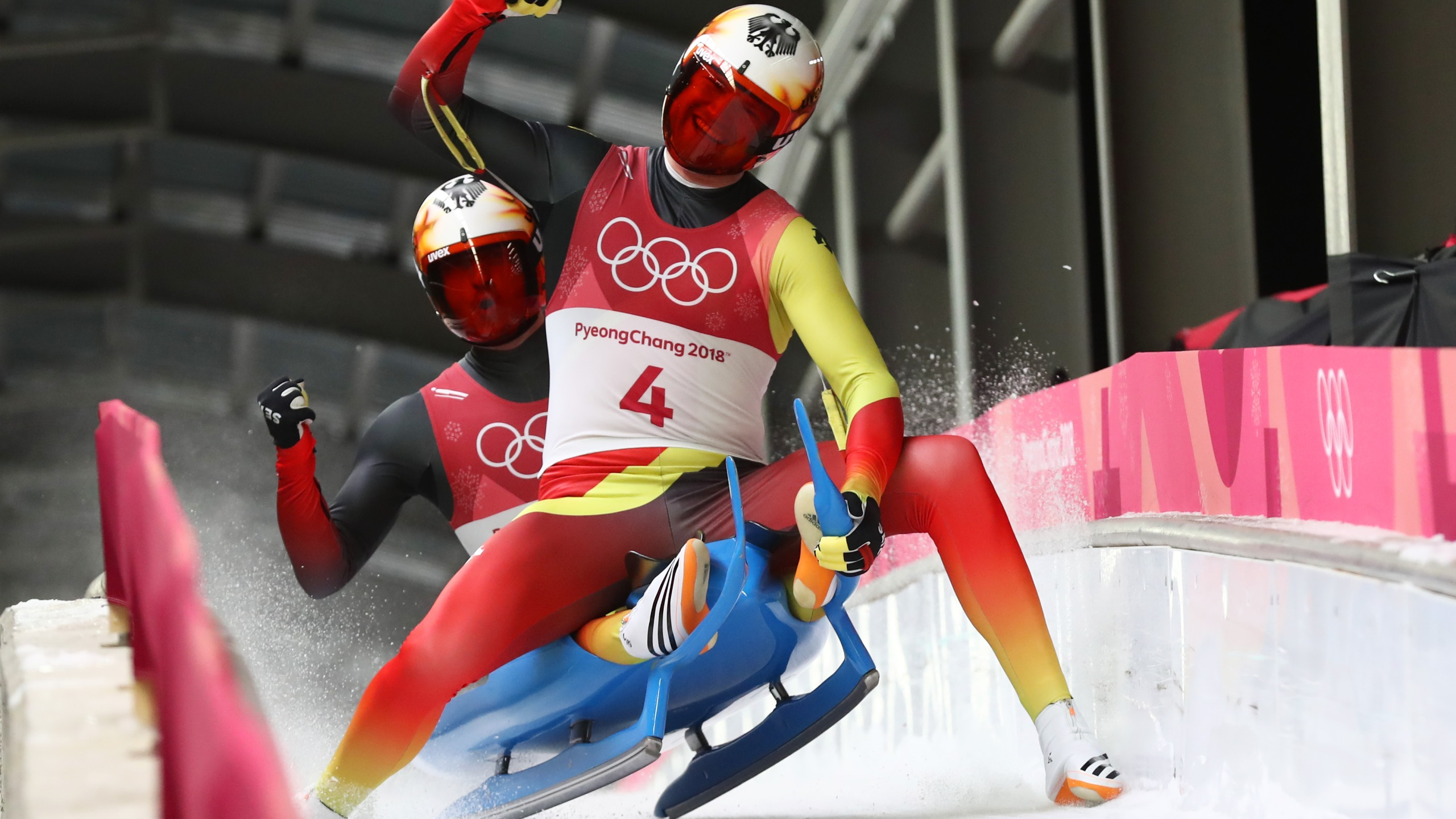 Luge – Winter Olympics Day 5_521207