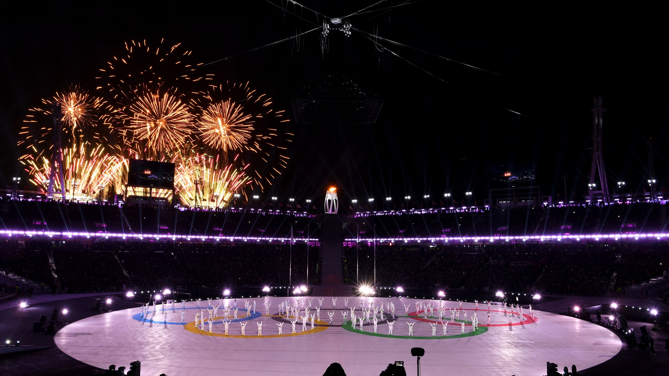 2018 Winter Olympic Games – Closing Ceremony_527263
