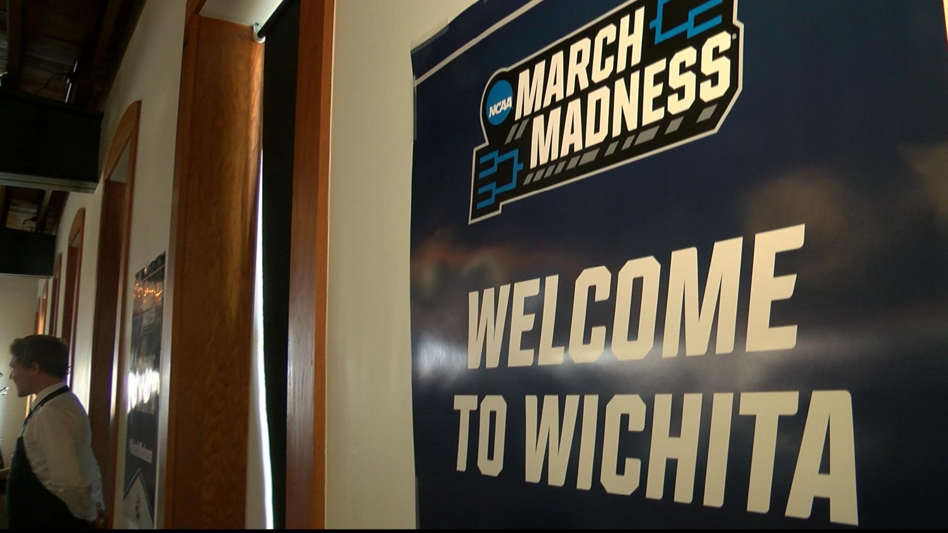 NCAA Welcome to Wichita