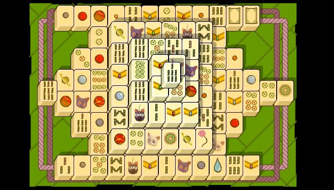 Süd Mahjong