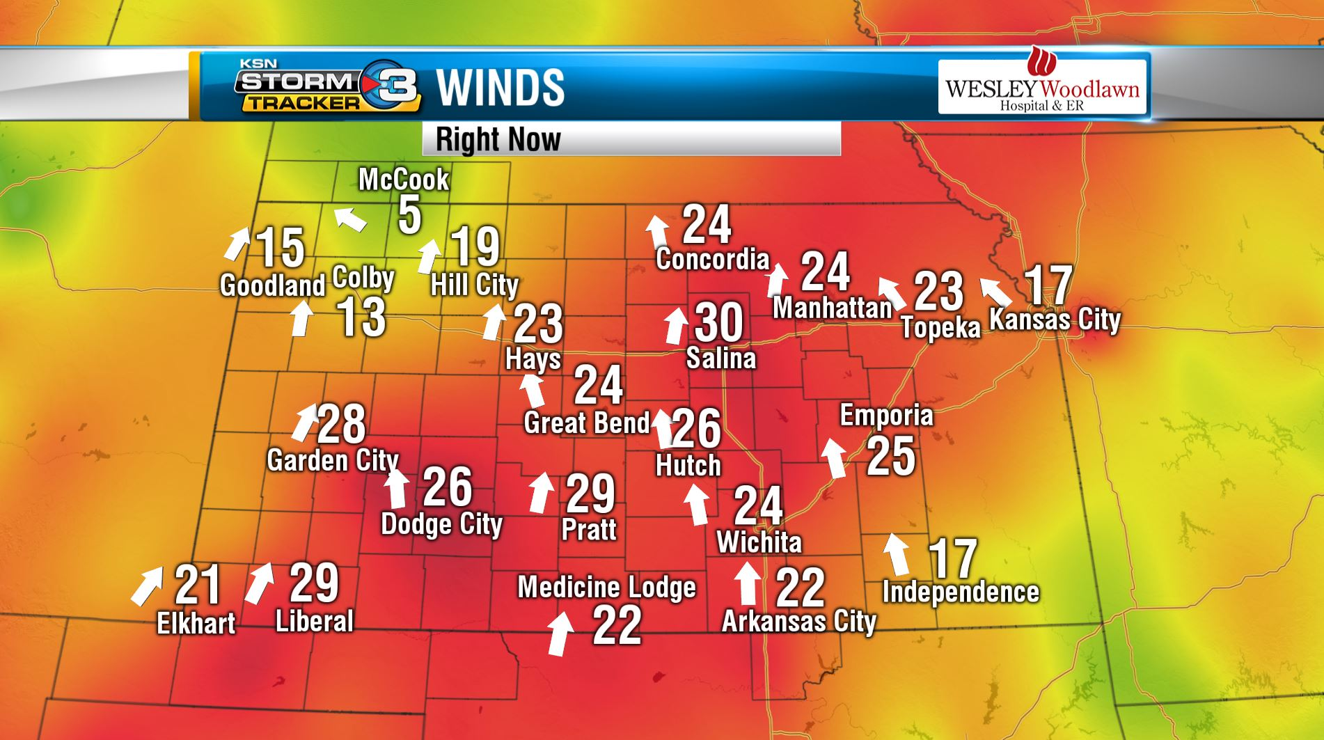 Western's Weather Wrap: Fire Danger & Sunday Storms