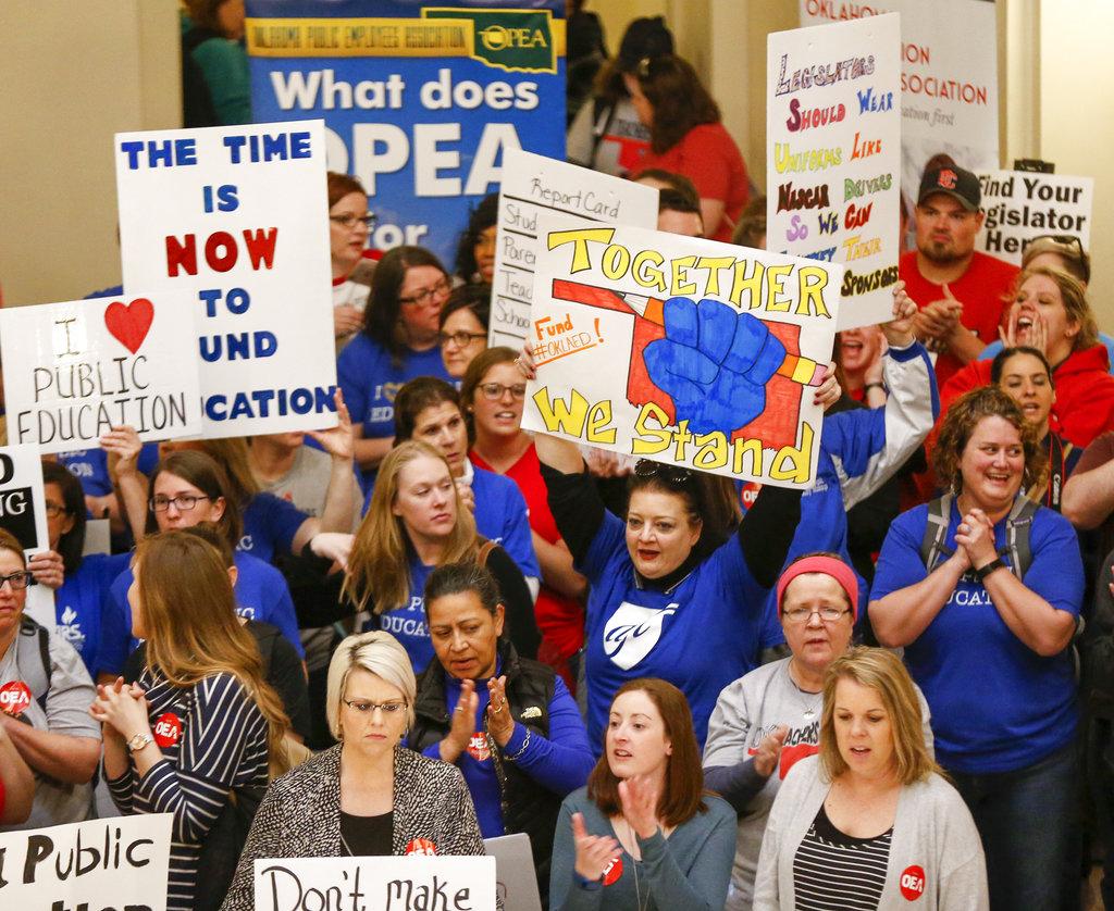 Teacher Protests Oklahoma_1522843390966