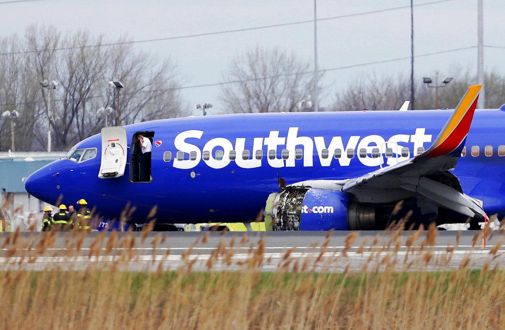 Southwest Airlines Emergency Landing_1523995154052